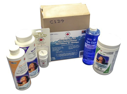 Canadian Spa Mini Chemie Set